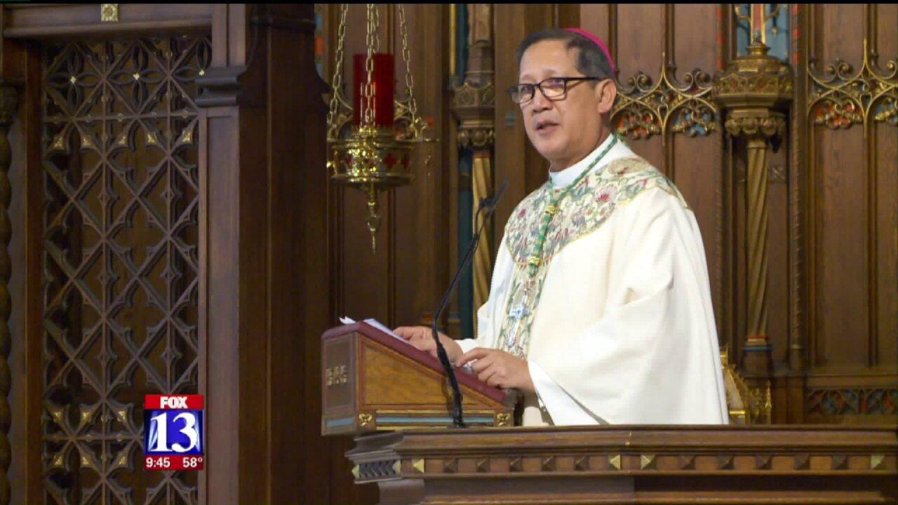 3 Questions with Bob Evans: Bishop Oscar Solis on religion andpolitics