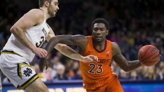 Virginia Tech Notre Dame Basketball