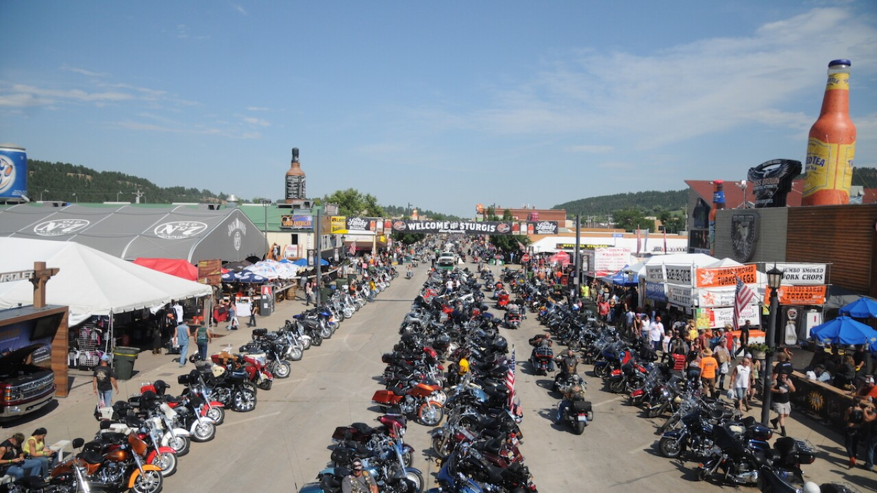 Officials to make final decision in June if Sturgis Motorcycle Rally occurring this year