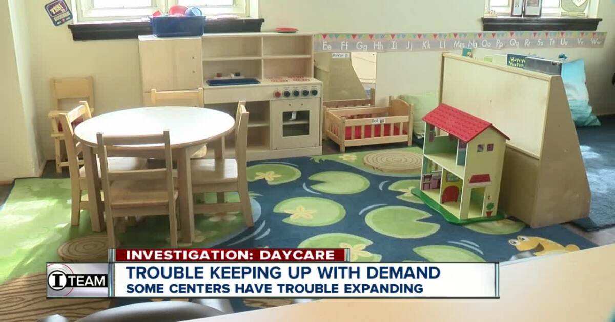 Daycares have trouble expanding, creating cheaper programs