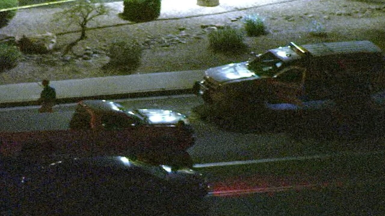 1 person dead after being struck by car in PHX