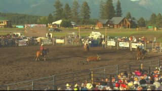Behind the scenes at the Bigfork PRCA Rodeo