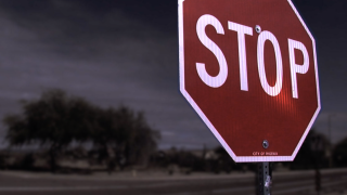 City of Phoenix stop sign