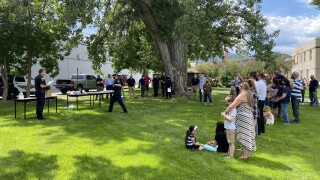 Helena Police commends officers and employees at awards ceremony