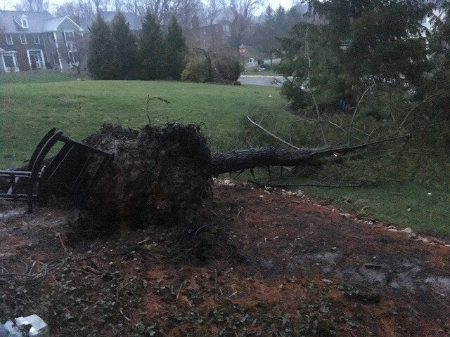Wednesday morning storms rock the Tri-State