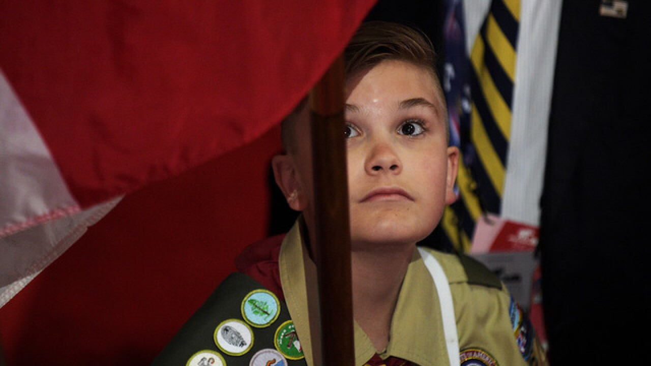 Mormon church to end 105-year relationship with the Boy Scouts
