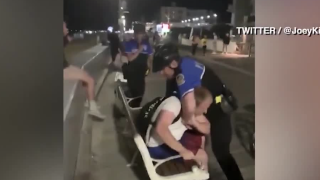 ocean city arrest
