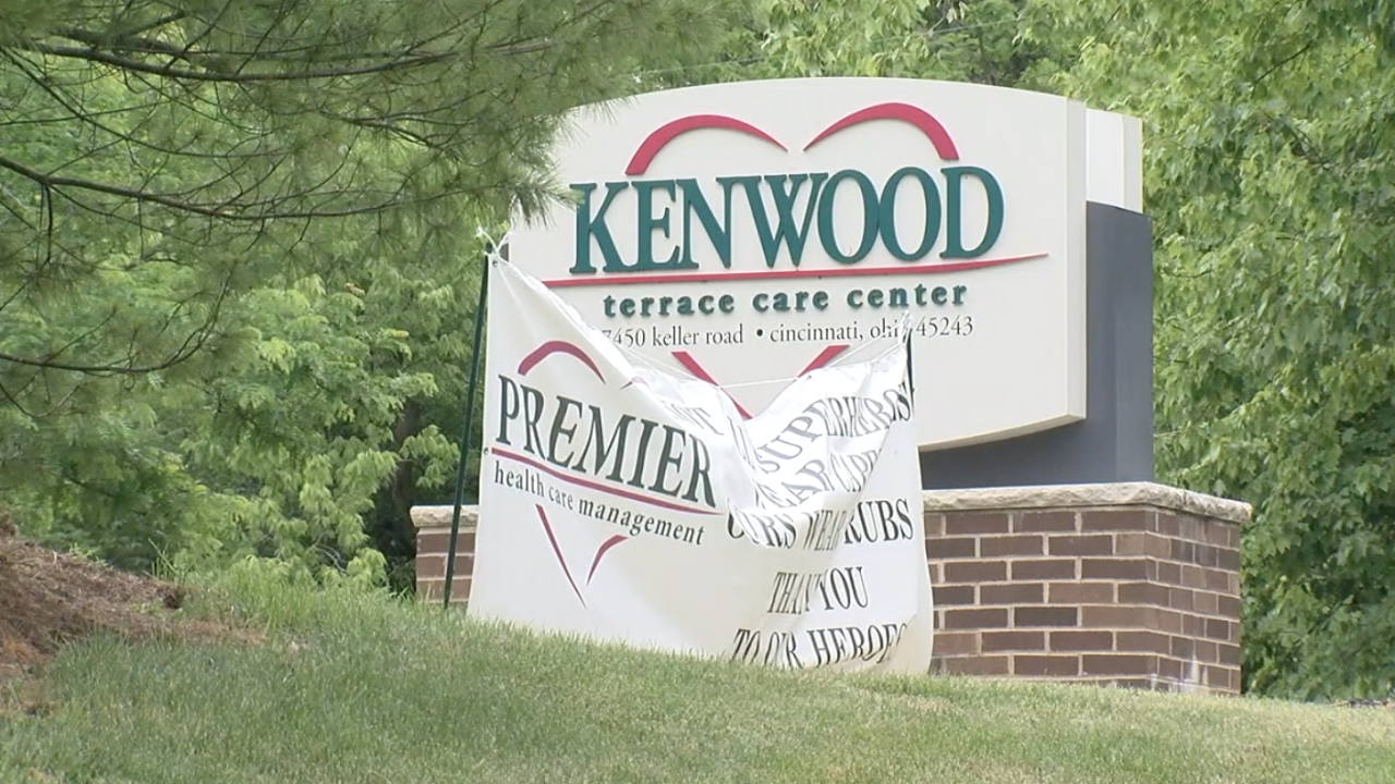Kenwood Terrace Care Center was recently sold as part of Harold Sosna's legal troubles.