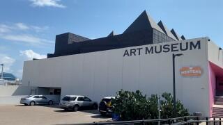 Art Museum South Texas matute