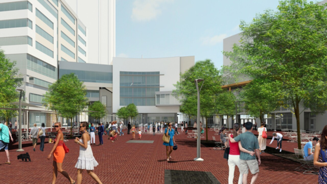 Grove Plaza design in downtown Boise approved