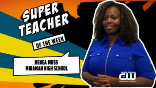 Super Teachers: Ms. Renea Moss