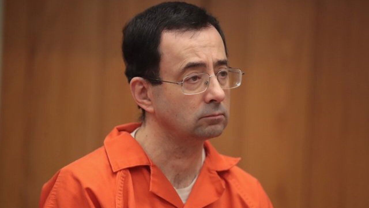 Larry Nassar moved from Arizona prison after attack claims