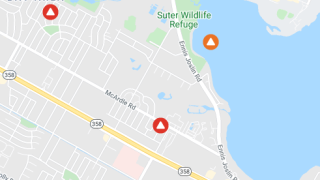 4,000 power outages throughout the city, mostly in Airline/McArdle area