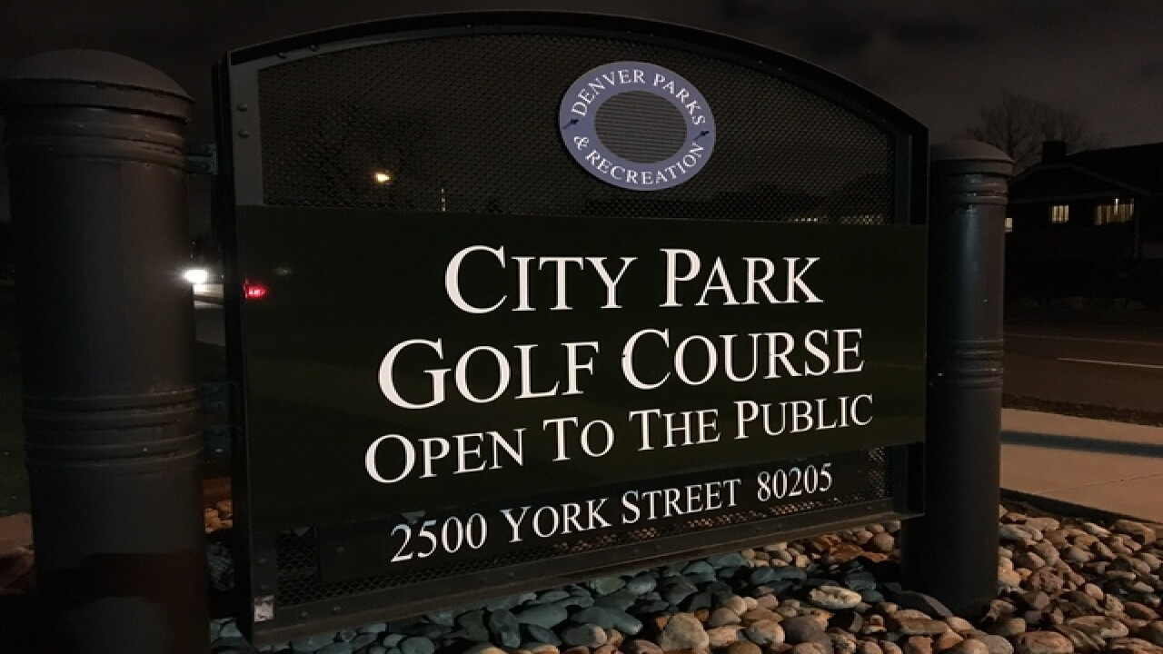 Stormwater project at City Park Golf Course OK'd