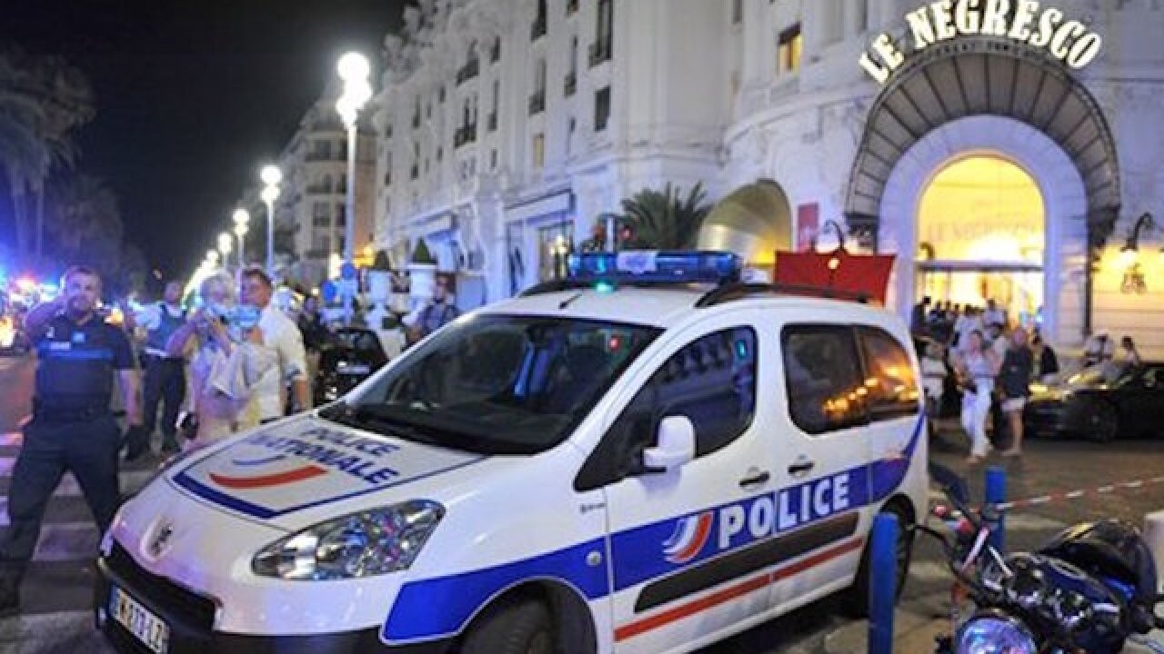 Nice attacker planned for months, French prosecutor says