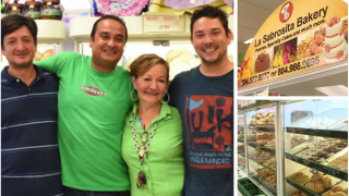 La Sabrosita Bakery offers a taste of heritage with a secret ingredient to their success