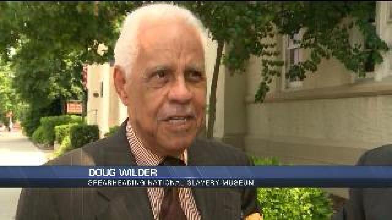 WILDER: 'Does anyone know about slavery?'