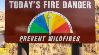 Yellowstone's wildfire season begins with two small fires