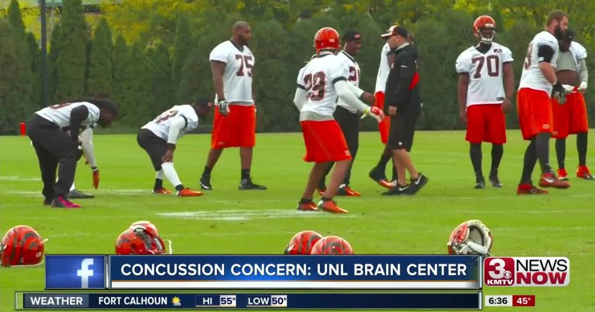 UNL's research is hoping to solve concussion mysteries