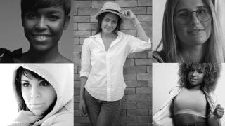 Meaning behind women posting black-and-white selfies with hashtag 'Challenge Accepted'