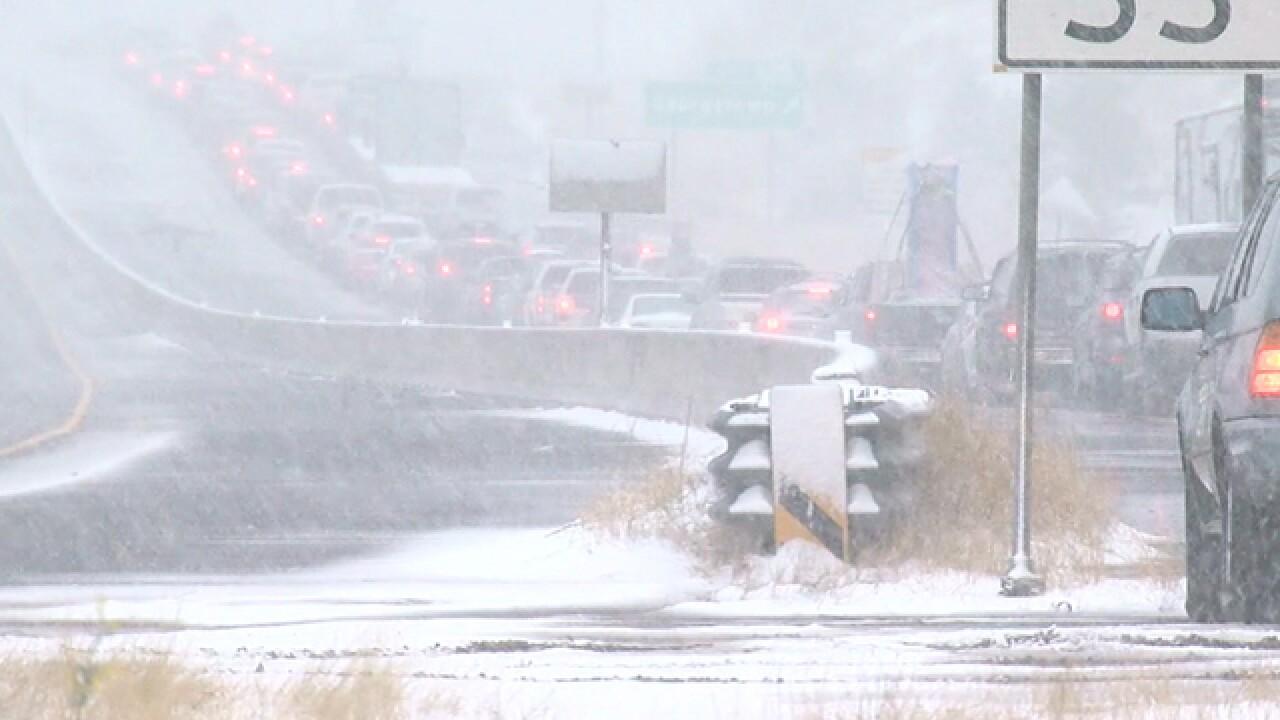 Thanksgiving week storms to disrupt travel