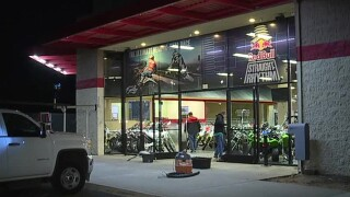 2 dirt bikes each worth $10K stolen in break-in