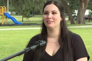 Lauren Long, Florida voter
