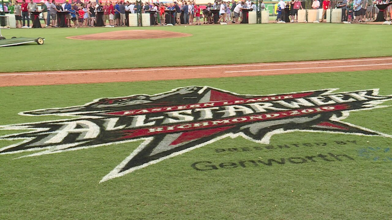 Flying Squirrels hit a home run with All Star GameDerby
