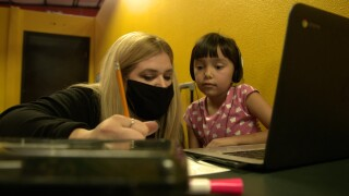Day care finds unique solution to help essential workers