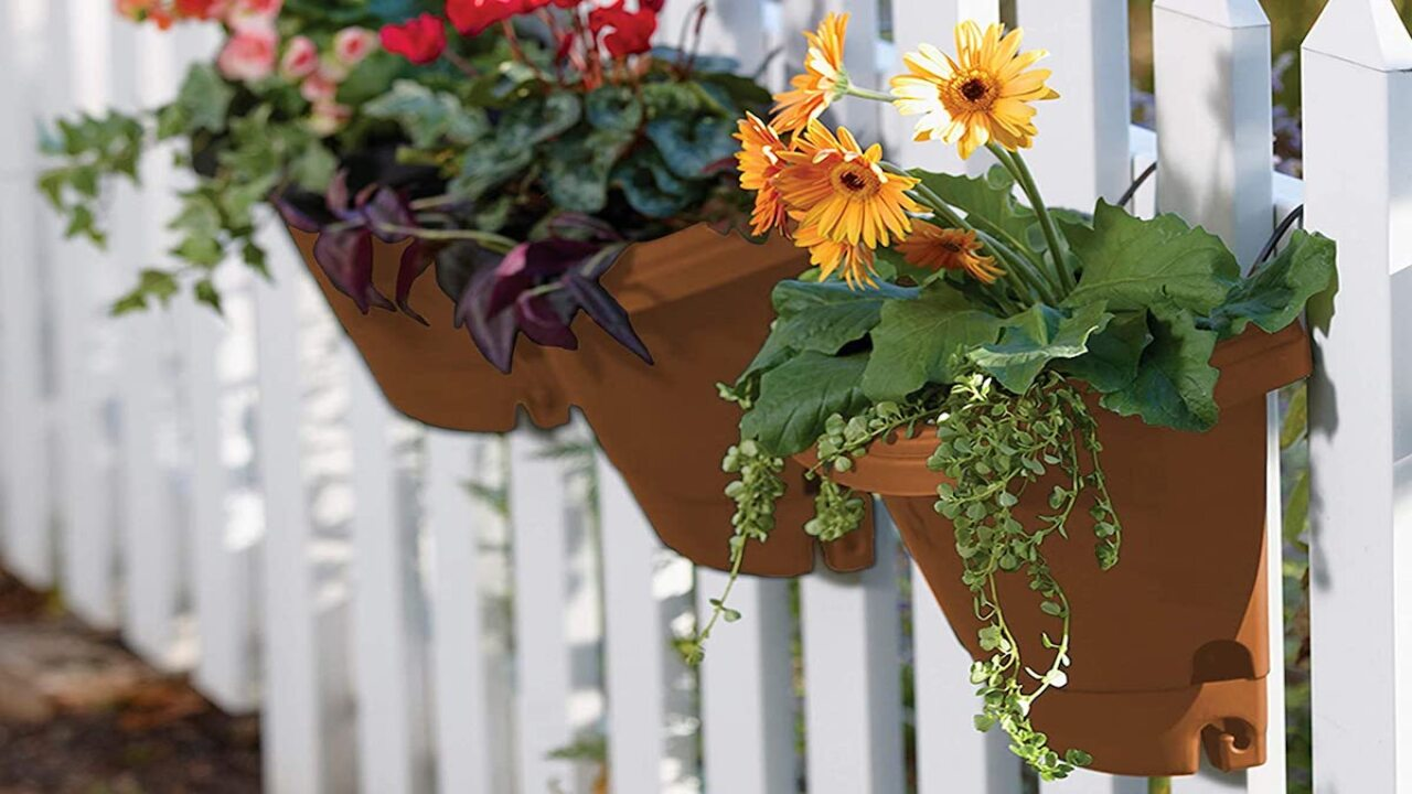 Best Deck Planters For Railings 2021