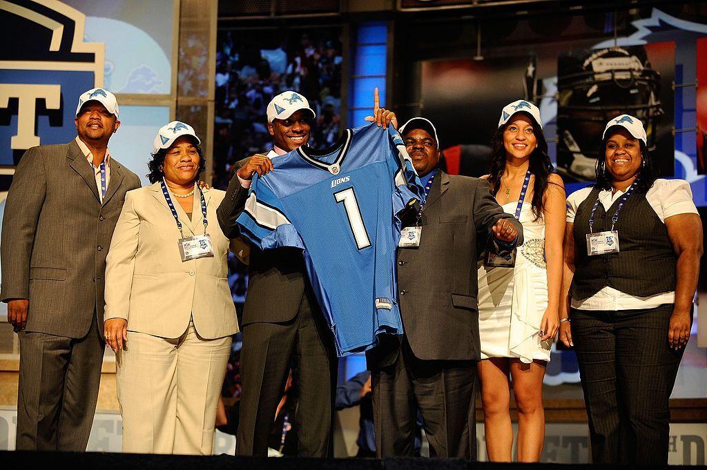 2010 NFL Draft Round 1