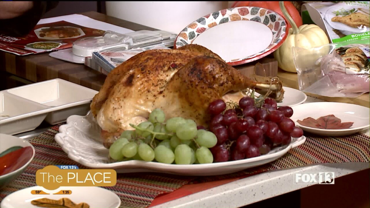 4 Steps to Thanksgiving turkeyperfection!