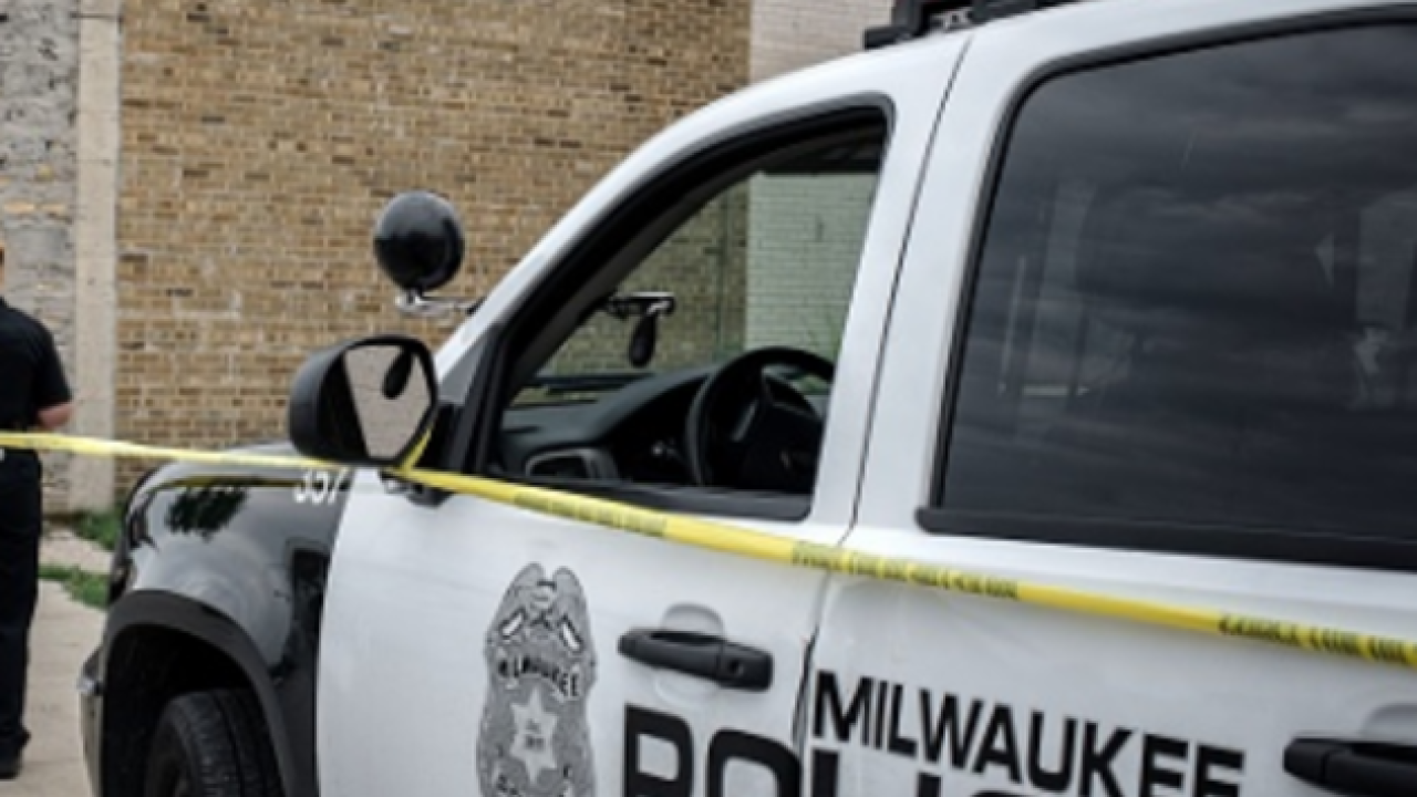 MKE man shot in the face in paintball attack