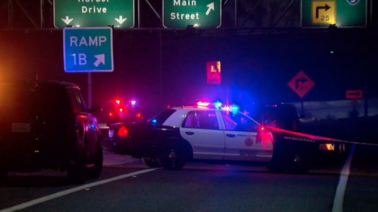 Man gunned down in I-15 shooting