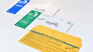Election ballots