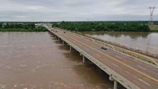 Arkansas River flood