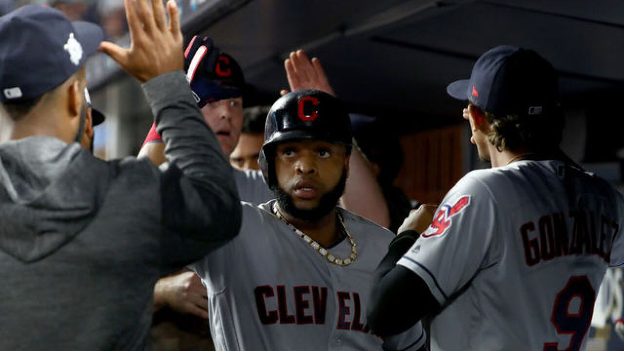 Carlos Santana pens letter to Indians fans: 'I fell in love with Cleveland'