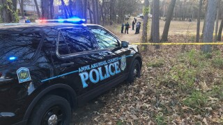 Two people injured in Thanksgiving Day Severn shooting