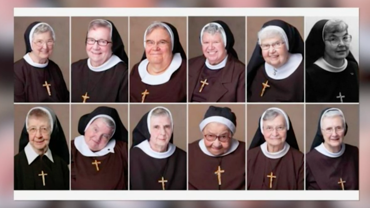 Michigan convent loses 13 nuns to COVID-19, 12 dying in one month