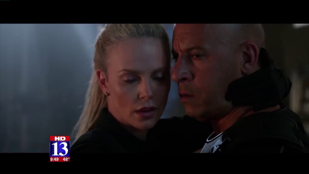 At the Movies: 'The Fate of theFurious'