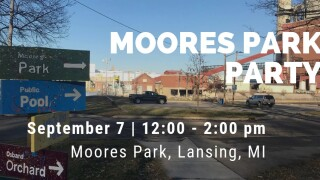 Moores Park Party