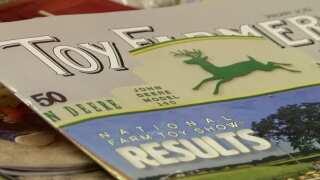 Montana Ag Network: Toy Farmer Magazine