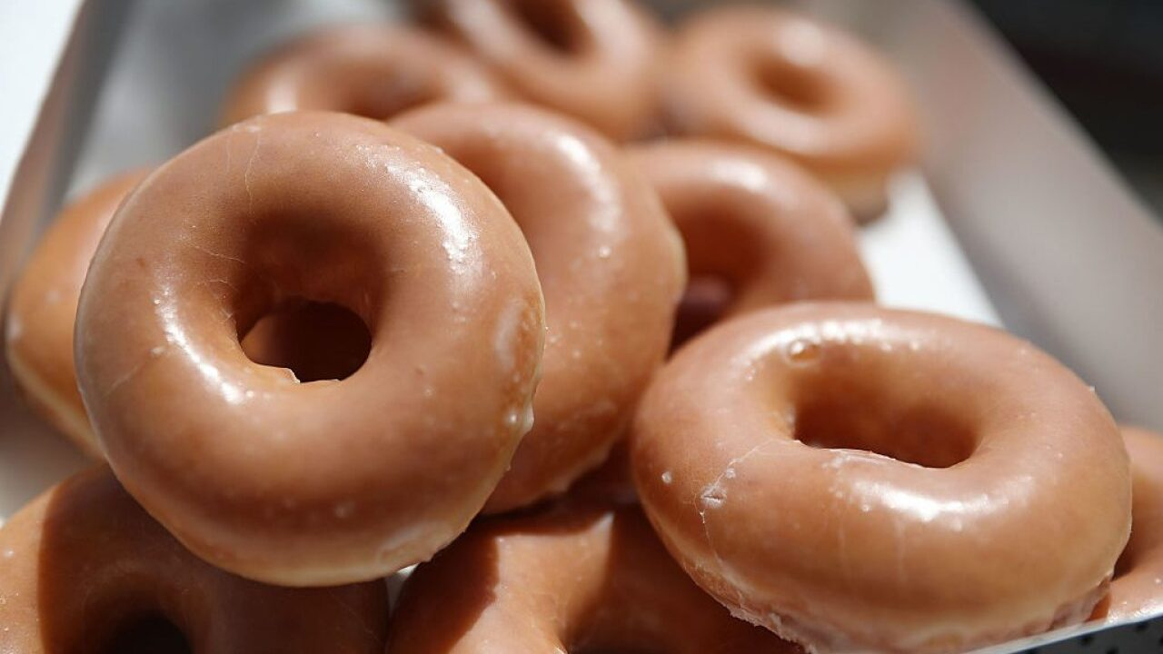 Sweet! Krispy Kreme delivery now available at Hampton Roads stores