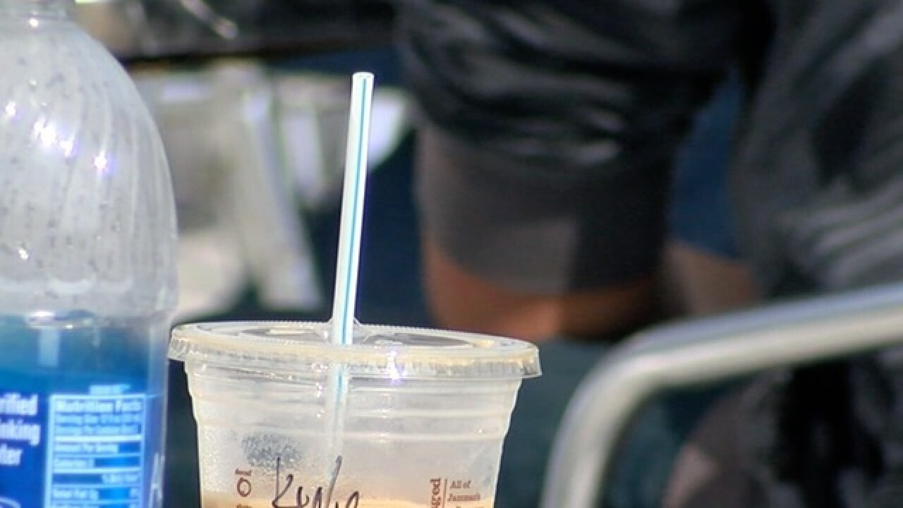 California bill would make it illegal for servers to hand out plastic straws unless asked