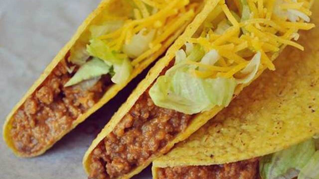National Taco Day 2018 Deals From Taco Bell Del Taco Rubios