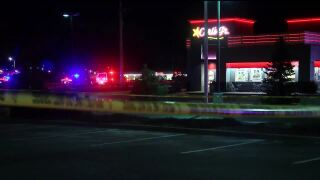 Suspect identified in officer-involved shooting at Carl's Jr. in Colorado Springs
