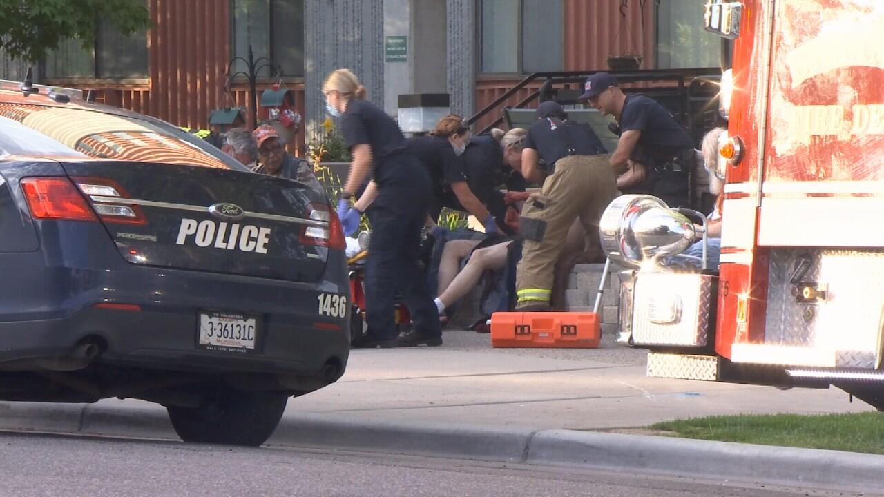 Man stabbed in downtown Billings