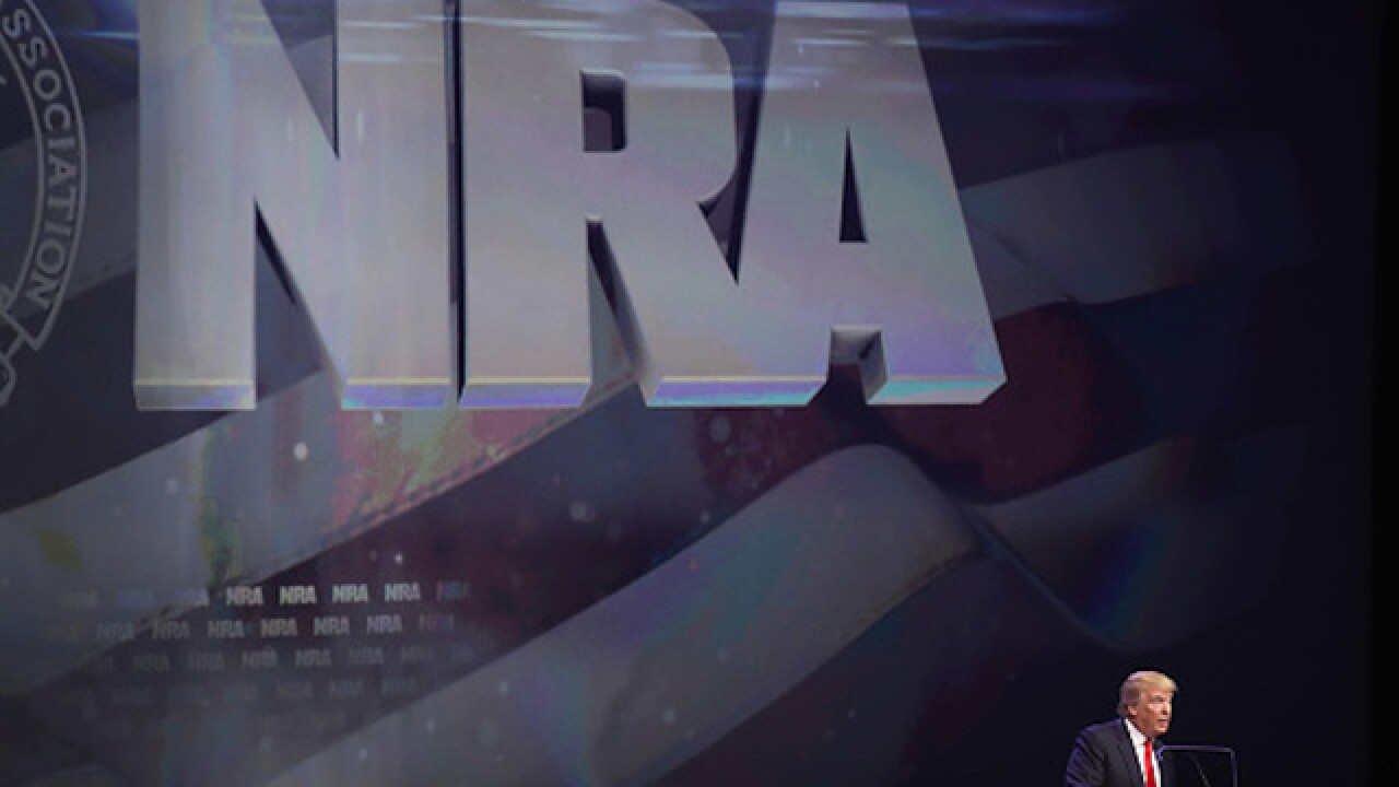 Delta Airlines, United Airlines join companies in cutting ties with the NRA