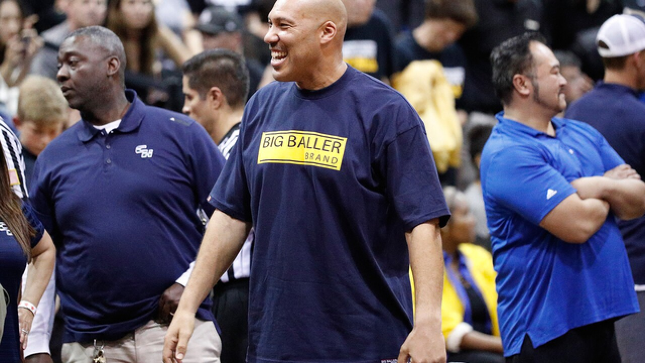 "LaVar Ball blames ""three white guys"" for UCLA's lack of a title"