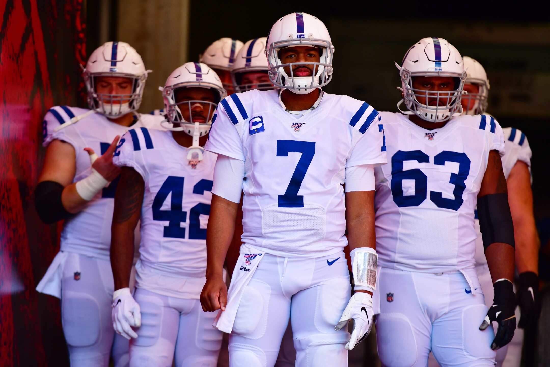 Indianapolis Colts vTampa Bay Buccaneers